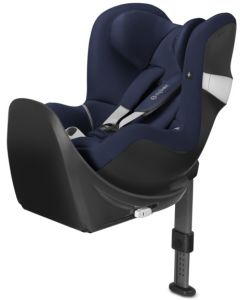 Cybex Sirona M2 i-Size MED base 2017 - Midnight Blue