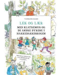 Hakkebakkeskogen Lek og lær aktivitetsbok