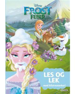 Disney Frozen Lek og lær aktivitetsbok med klistremerker