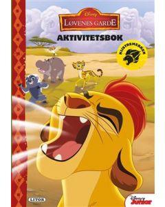 Disney The Lion Guard aktivitesbok med klistremerker