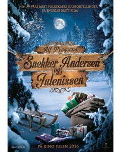 Snekker Andersen og Julenissen aktivitetsbok