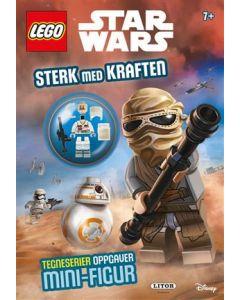 LEGO Star Wars aktivitesbok med figur