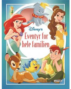 Disney eventyr for hele familien - lesebok