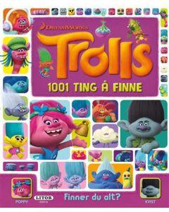 Trolls let og finn - lesebok