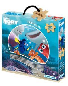 Disney Finding Dory trepuslespill - 20 biter