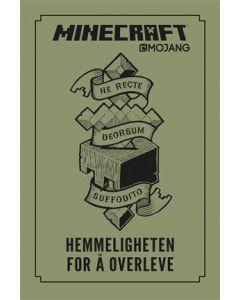 Minecraft lesebok - Hemmeligheten for å overleve