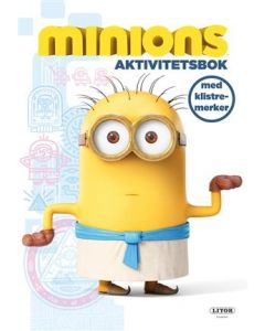 Minions aktivitetsbok