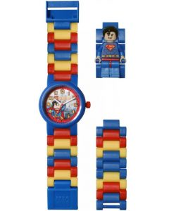 LEGO klokke Super Heroes - Superman