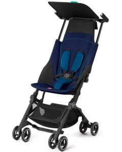 GoodBaby GB Pockit+ - Sea Port Blue