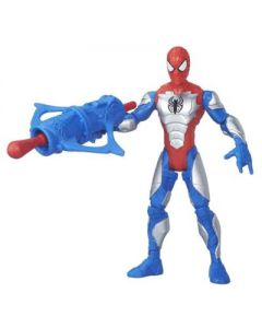 SPIDER-MAN web city 15 cm figur - Armoured Spiderman