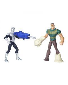 SPIDER-MAN Sinister six battle pack - Spiderman vs. Marvels Sandsman