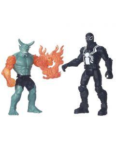 SPIDER-MAN Sinister six battle pack - Agent Venom vs Green Goblin