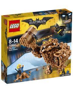 LEGO Batman Movie 70904 Clayfaces leireangrep