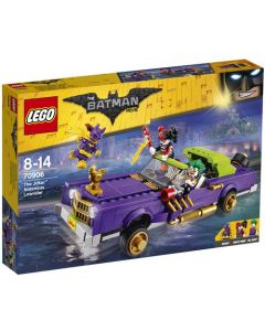 LEGO Batman Movie 70906 Jokerens lowrider