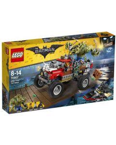 LEGO Batman 70907 Movie Killer Crocs monsterkjøretøy