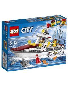LEGO City 60147 Fiskebåt