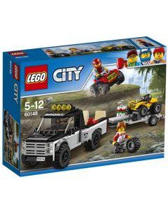 LEGO City 60148 ATV-racingteam