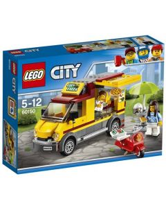 LEGO City 60150 Pizzabuss