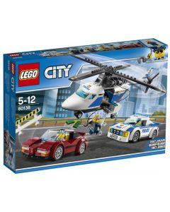 LEGO City 60138 Politijakt i høy hastighet
