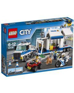LEGO City 60139 Mobilt kommandosenter