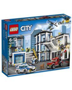 LEGO City 60141 Politistasjon