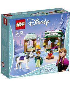 LEGO Disney 41147 Princess Annas snøeventyr