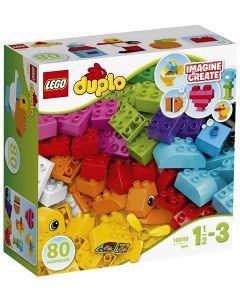 LEGO DUPLO 10848 Mine første klosser