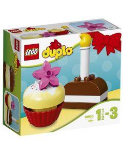 LEGO DUPLO 10850 Mine første kaker