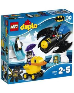 LEGO DUPLO 10823 Super Heroes Batwing-eventyr