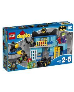 LEGO DUPLO 10842 Super Heroes Utfordring i Bathulen