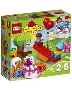 LEGO DUPLO Town Bursdagsfest 10832