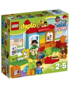 LEGO DUPLO Town 10833 Førskole