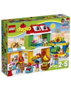 LEGO DUPLO Town Landsbytorg 10836