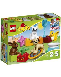 LEGO DUPLO 10838 Town Kjæledyr