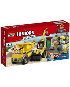 LEGO Juniors 10734 Rivningstomt