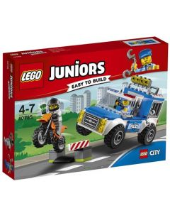 LEGO Juniors 10735 Politijakt