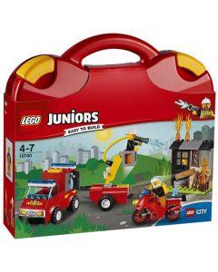 LEGO Juniors 10740 Brannutrykning