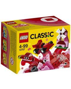 LEGO Classic 10707 Rød kreativitetsboks