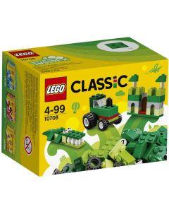 LEGO Classic 10708 Grønn kreativitetsboks