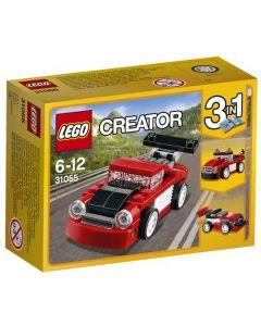 LEGO Creator 31055 Rød racerbil