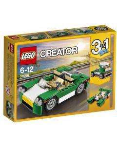 LEGO Creator 31056 grønn bil