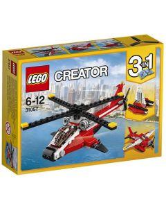 LEGO Creator 31057 Rødt helikopter