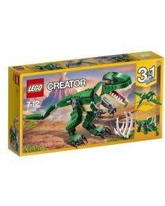 LEGO Creator 31058 grønn dinosaur