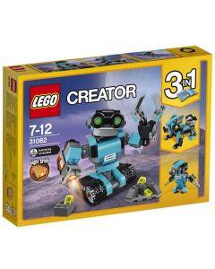 LEGO Creator 31062 Utforskerrobot