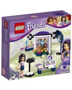 LEGO Friends 41305 Emmas fotostudio