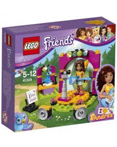 LEGO Friends 41309 Andreas musikalske duett
