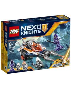 LEGO Nexo Knights 70348 Lances lansekjøretøy