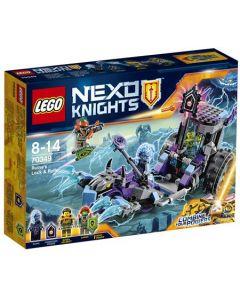 LEGO Nexo Knights 70349 Ruinas angrepskjøretøy