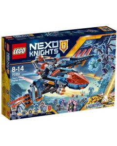 LEGO Nexo Knights 70351 Clays falkejager