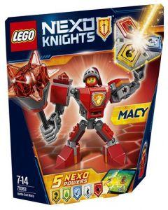 LEGO Nexo Knights 70363 Macy i kamprustning